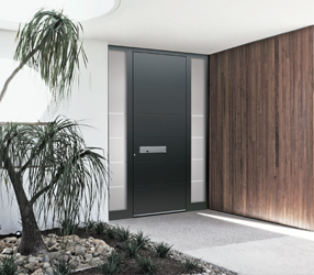 Ultimum Aluminium Haustüren - German Design Award Winner 2017